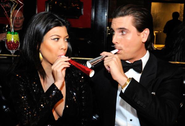 scott disick kourtney kardashian mixed messages 2016 gossip