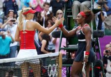 serena williams maria sharapova injury updates 2016 images