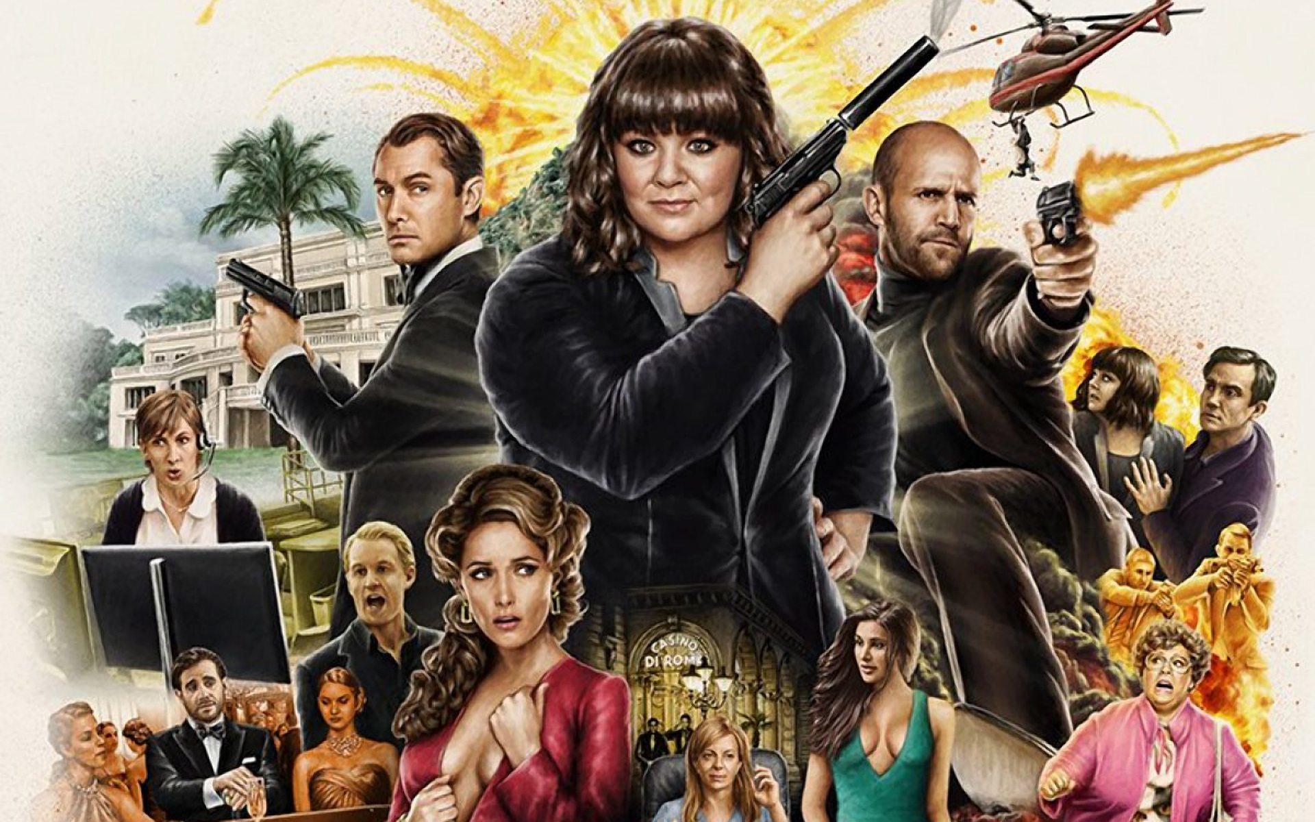 spy movie most underrated movies of 2015 images