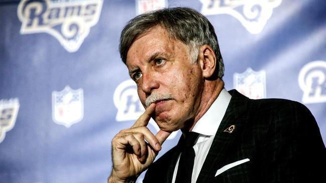 stan kroenke borrowing big leaving st lous taxpayers fronting bills 2016 images