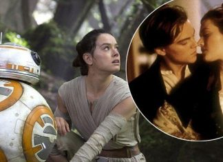 star wars the force awakens sinks titanic 2015 images