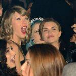 taylor swift gets rosey for calvin harris 2015 gossip