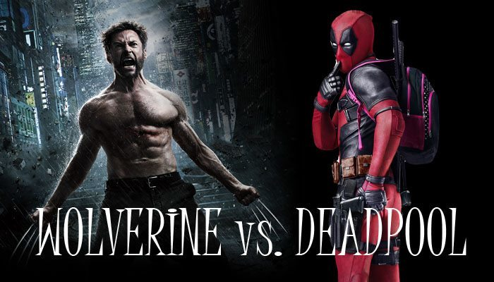 wolverine versus deadpool 2016 images
