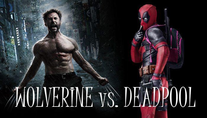 wolverine versus deadpool 2016 images