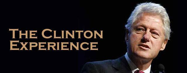 25 facts about the clinton experience