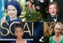Academy Award 2016 22 youngest winners and nominees images