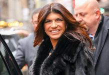 baby time for RHONJ teresa giudice 2016 images