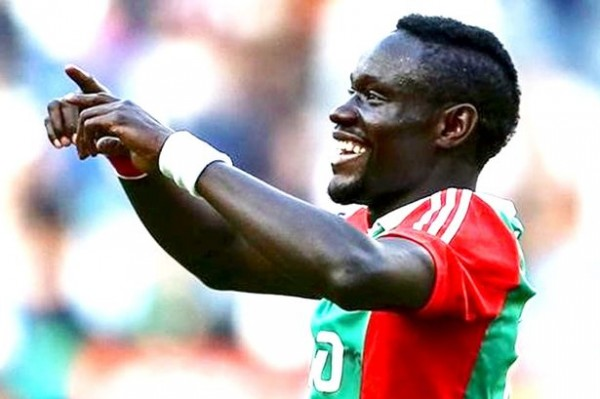 Baye Oumar Niasse top january soccer signings 2016 images