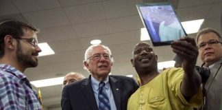 Bernie Sanders 101 Getting the People of Color vote 2016 opinion
