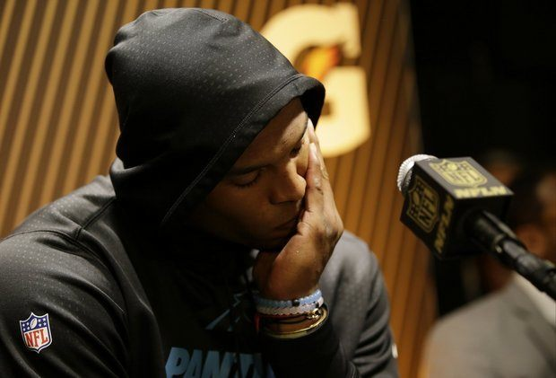 Cam Newton Supporters having tough time defending 2016 images