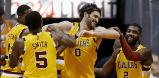Cleveland Cavaliers Win, Oklahoma City Thunder Lose nba trade deadline 2016 images