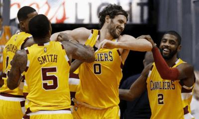 Cleveland Cavaliers Win, Oklahoma City Thunder Lose nba trade deadline 2016 images