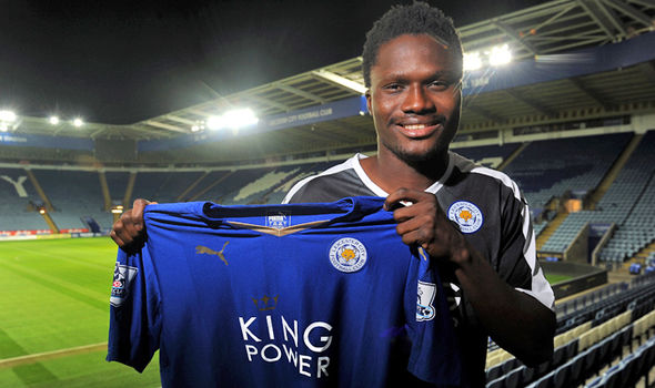 Daniel Amartey top january soccer signings 2016
