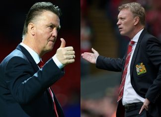 David Moyes Manchester United should not become a sacking club 2016 images