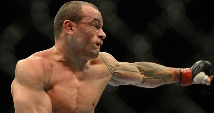 Gleison Tibau suspended for drug test 2016 mma