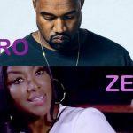 Heroes & Zeros: Kanye West & RHOA Kenya Moore