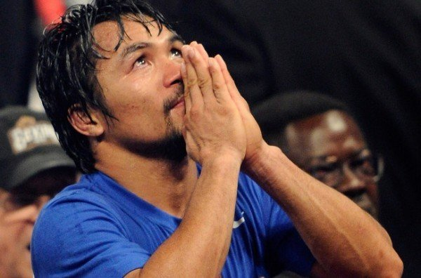 Manny Pacquiao holds tight to his bible after nike dump 2016 opinion