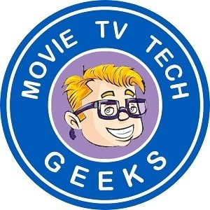 Movie TV Tech Geeks Logo