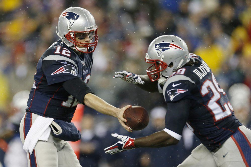NFL's Best Quarterback & Running Back Duos of Season 2015 2016 images