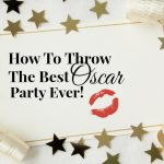 Oscar parties made simple for 2017 Academy Awards 2016 images