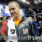 Super Bowl Media Day Humor Distracts Fans from the Nerve-Racking Wait for Super Bowl 50