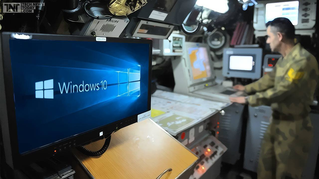 US department of defense gives windows 10 thumbs up 2016 tech