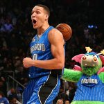 aaron gordon dunk robbed by zack lavine