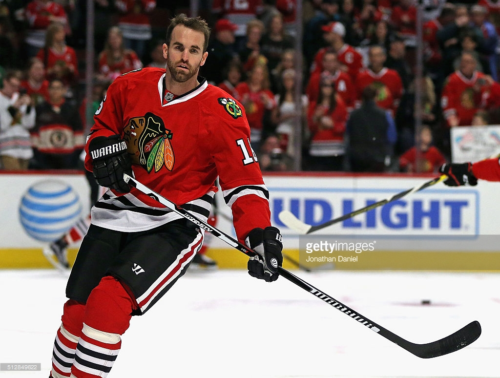 andrew ladd blackhawks for stanley cup