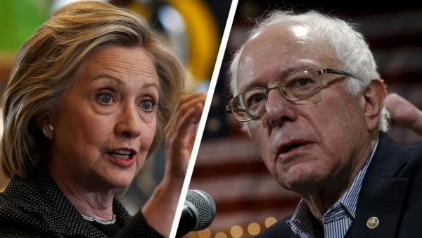 bernie sanders vs hillary clinton black voters 2016