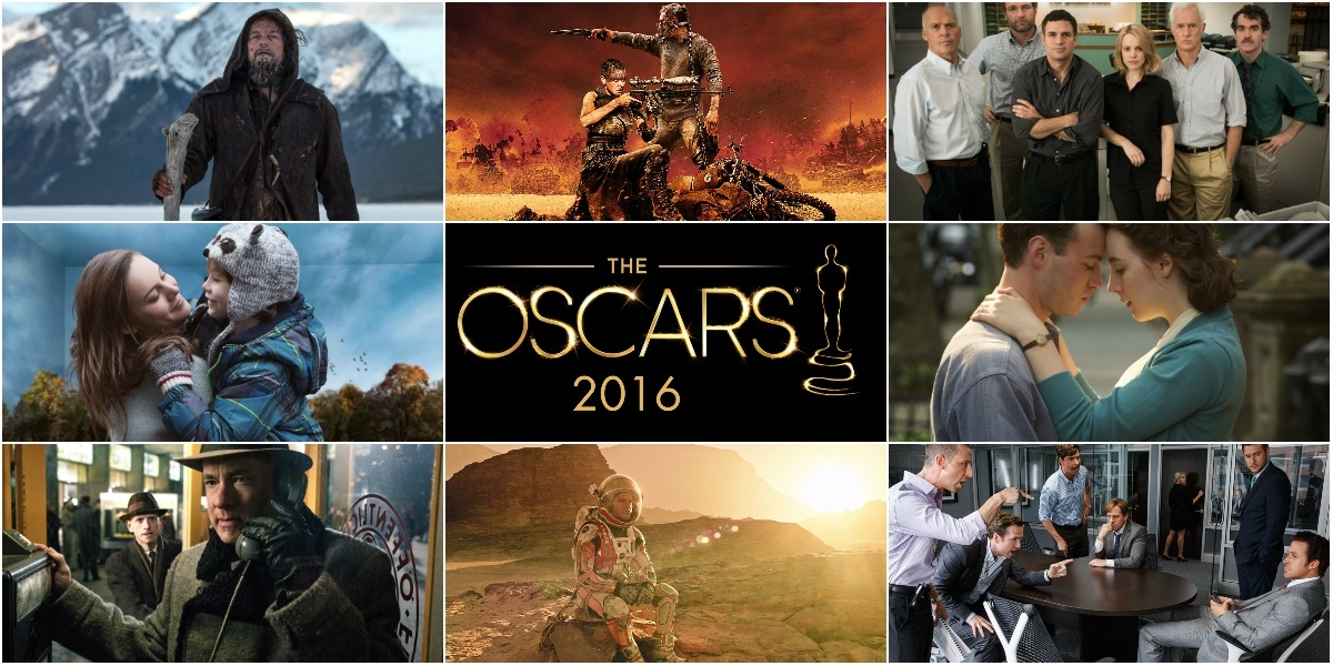 best oscars 2016 films