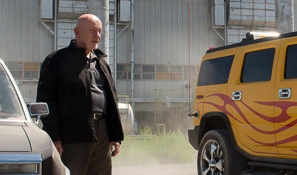 better call saul 202 cobbler mike hummer