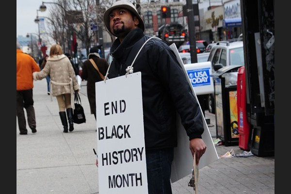 do we really need black history month 2016 images