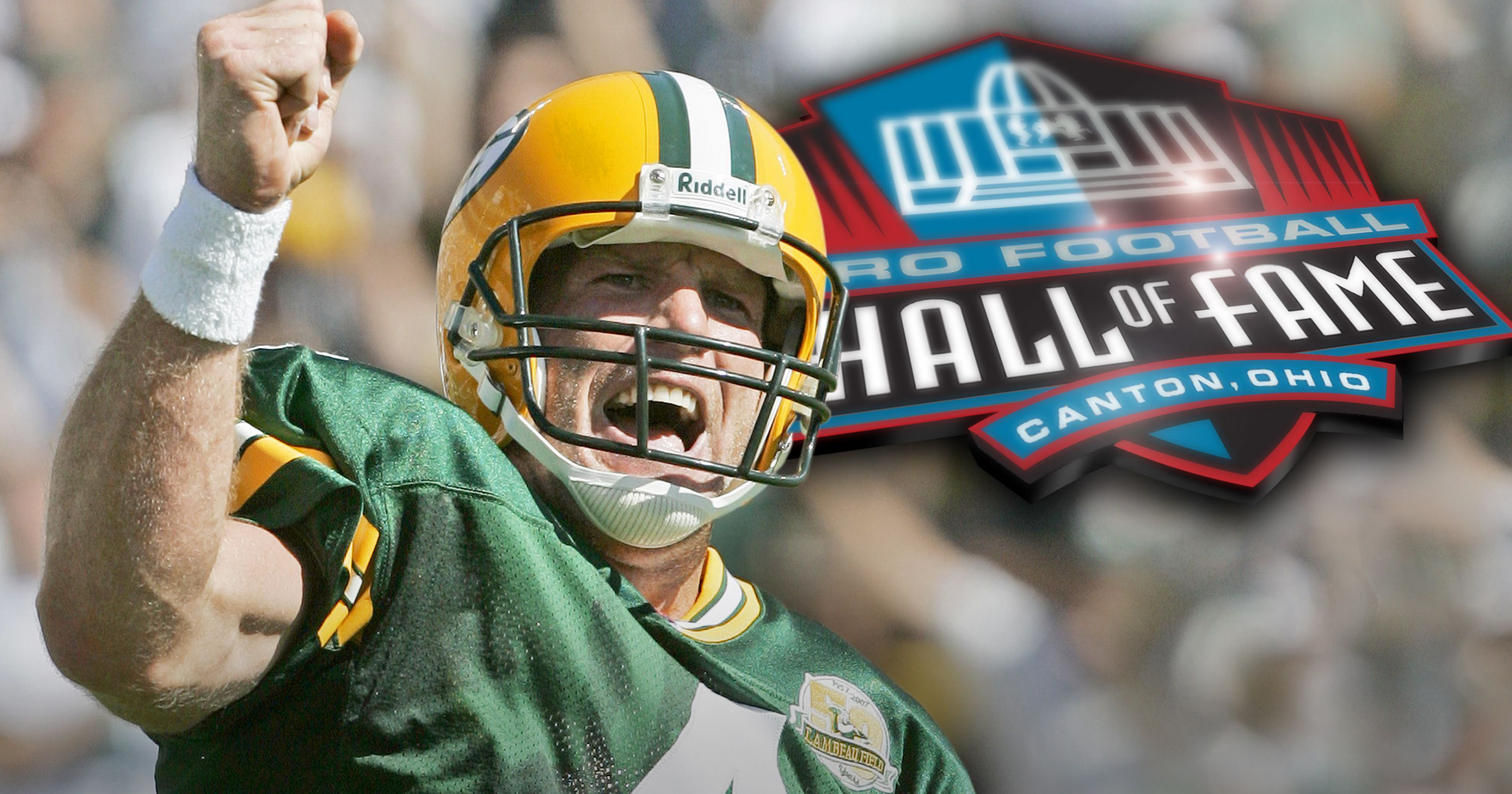 brett favre headlines hall of fame class of 2016 images