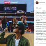 bruno mars does super bowl 50 2016 gossip