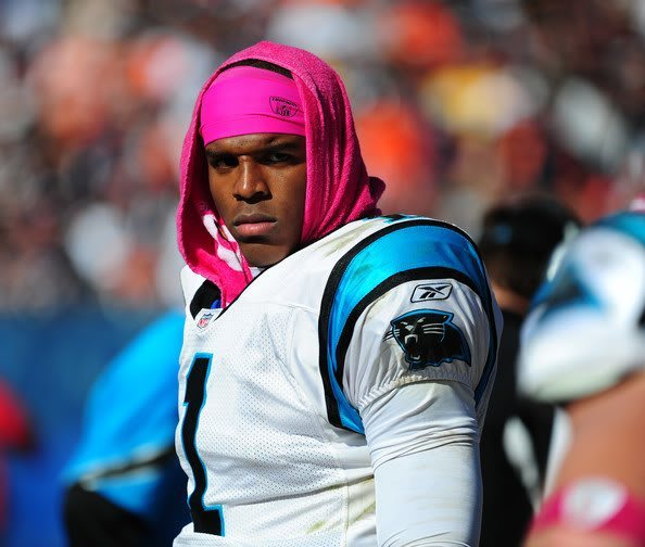 Cam Newton not pleased with Super Bowl Media Coverage 2016 images