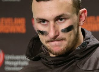 can anyone stop johnny manziel before its too late 2016 nfl images