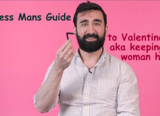 Clueless Man's Guide to Valentine's Day & keeping your woman 2016 images