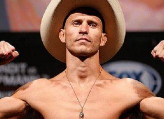 cowboy cerrone shirtless