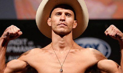 cowboy cerrone shirtless