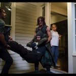 daryl rick bring jesus home to heal the walking dead