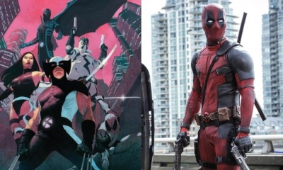 deadpool new mutants and x force 2016 images