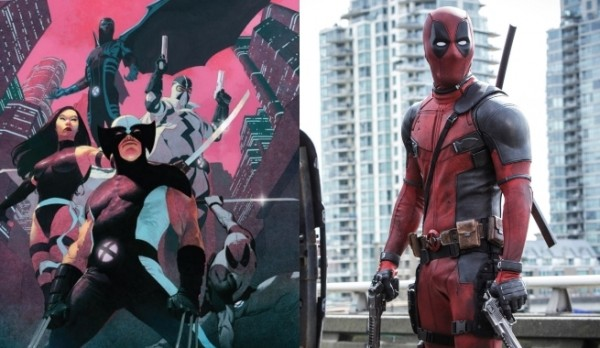 deadpool new mutants and x-force 2016 images