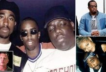 diddy blamed for tupac shakurs death 2016 gossip
