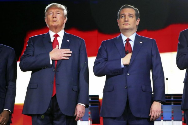 donald trump calls fraud on ted cruz iowa caucus