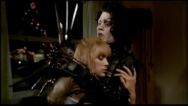 edward scissorhands valentines day