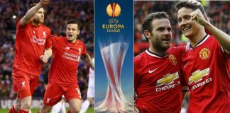 europa league draw first time ever man united 2016 images