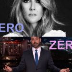 heroes & zeroes celine dion 2016 images jimmy kimmel