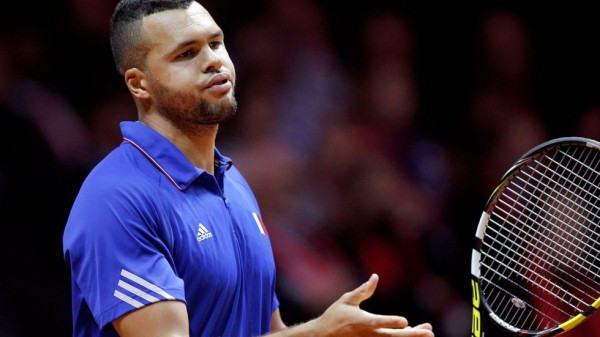 Jo-Wilfried Tsonga out of 2016 Argentina Open tennis images