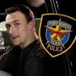 johnny manziel cut from browns after texas police incident 2016 images