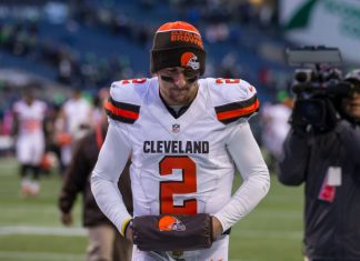 johnny manziel learns how much cleveland browns would take from him 2016 images